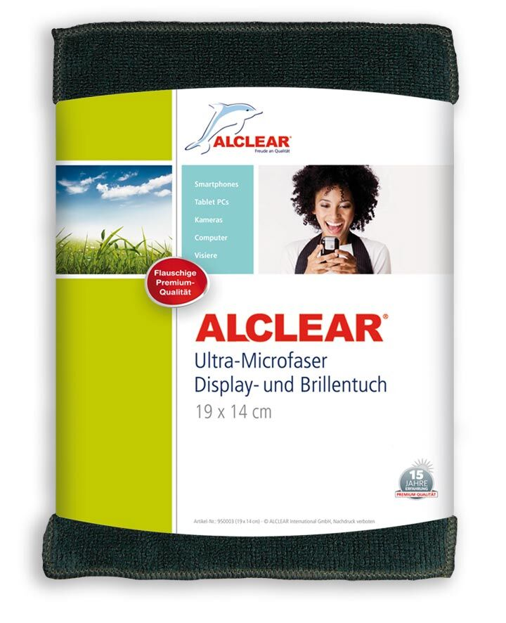 ALCLEAR Display Ultra-Microfasertuch